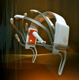 Emotive headset